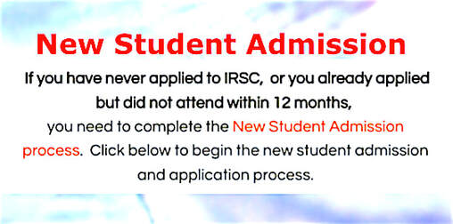 New Student Admission